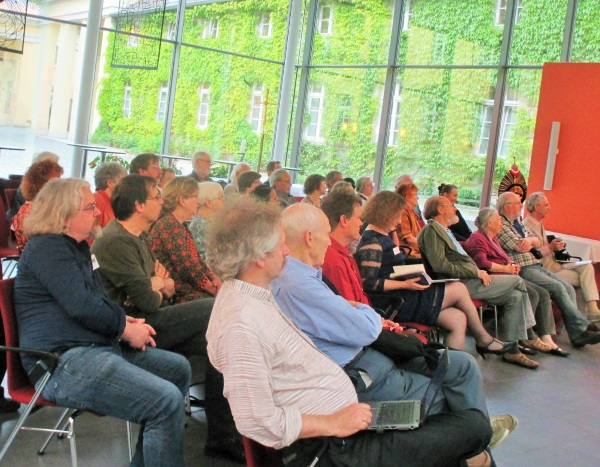 Literaturforum Indien im Mai 2016 in Villigst