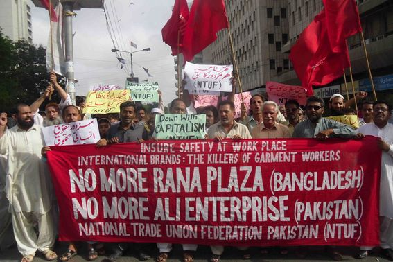 No more Rana Plaza!
