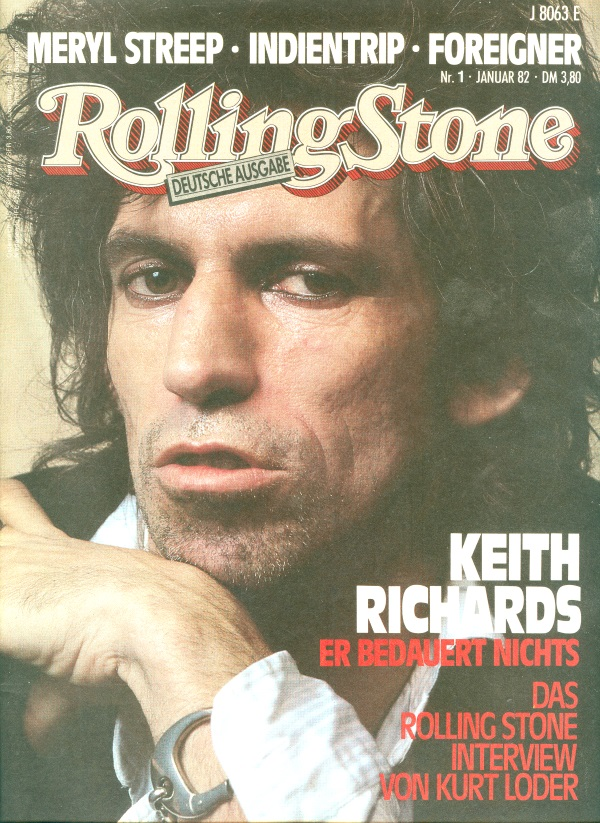 Rolling Stone Nr.1, 1982