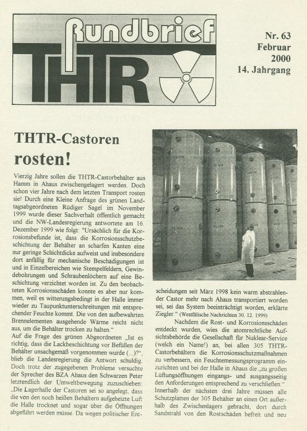 Castortransporte Von Hamm Nach Ahaus
