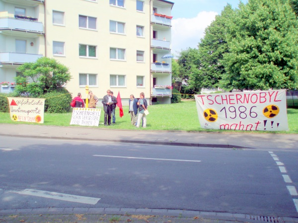 Aktion in Hamm 2007
