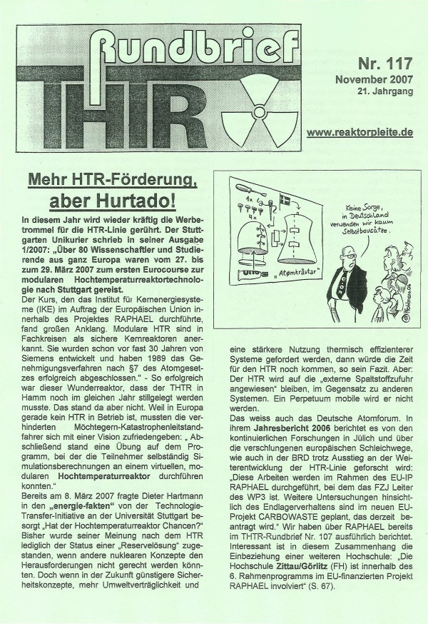 THTR-Rundbrief Nr. 117