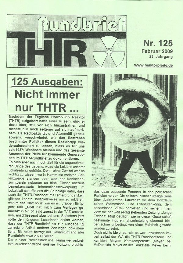THTR-Rundbrief Nr. 125