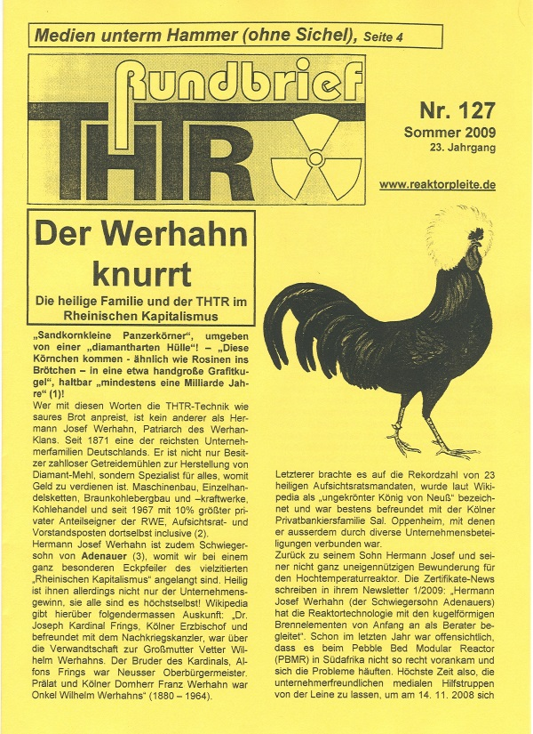 THTR-Rundbrief Nr. 127
